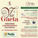 Le Vie di Gaeta - XI Edizione